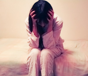 痛み 不眠_女性
